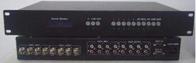 音视频AV 矩阵 MO-0404AV